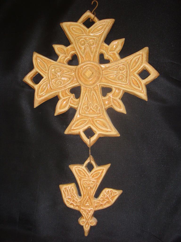croix-hg-gm-gres- (POTERIE la DRAILLE)